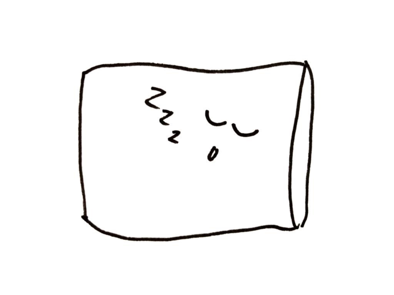 a pillow from your sofa/bed