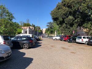 parking via san pancrazio