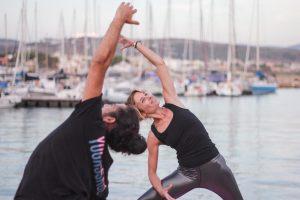 yoga a santa marinella